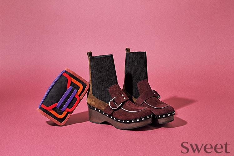 憧れブランドの秋靴&バッグ
