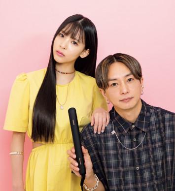 【パナソニック】Hair Artist SHIMA 奈良裕也さん直伝! シンプルなのに洒落る! 究極のツヤうるストレート